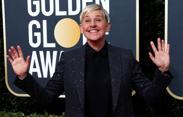 Three producers out at Ellen DeGeneres TV show amid backstage turmoil