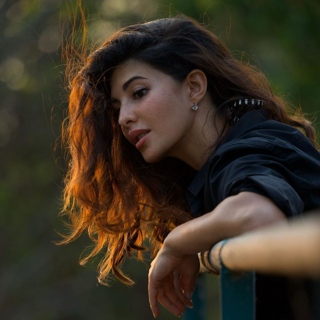 Jacqueline Fernandez adopts two villages in India