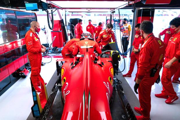 F1 teams sign Concorde deal