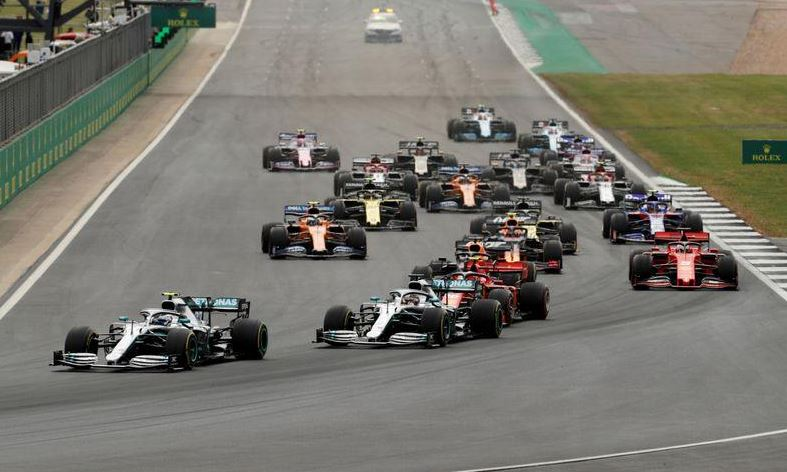 All F1 teams sign up for next 5 years