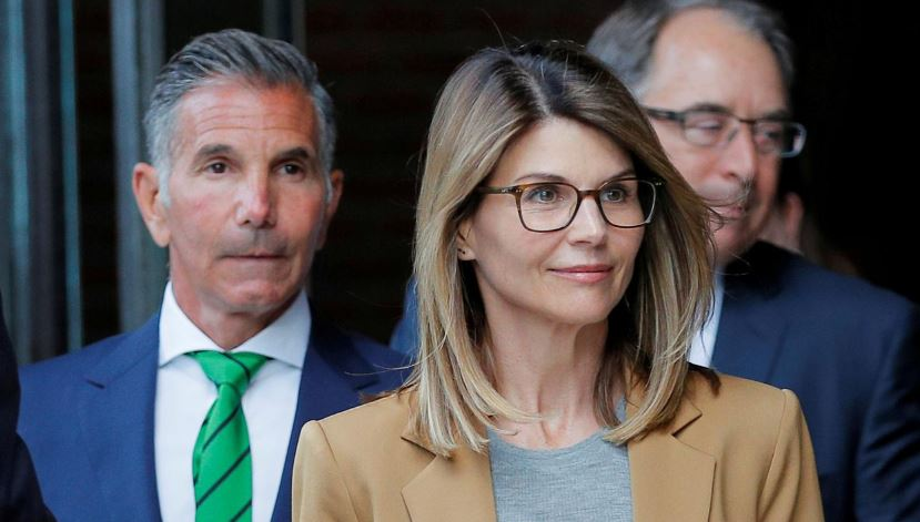 UPDATE: Actress Lori Loughlin apologises for college scam, sentenced to two months in prison