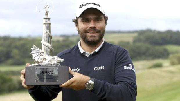 Langasque wins Wales Open for 1st European Tour title