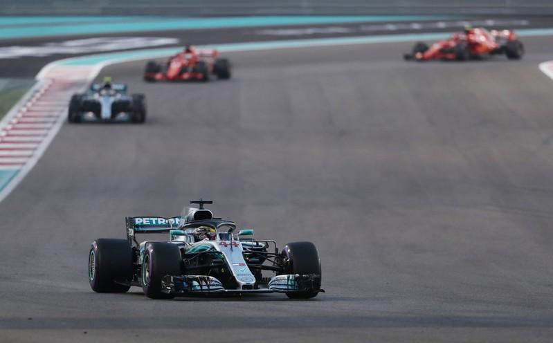 Turkey back on the F1 calendar as Chinese GP is axed