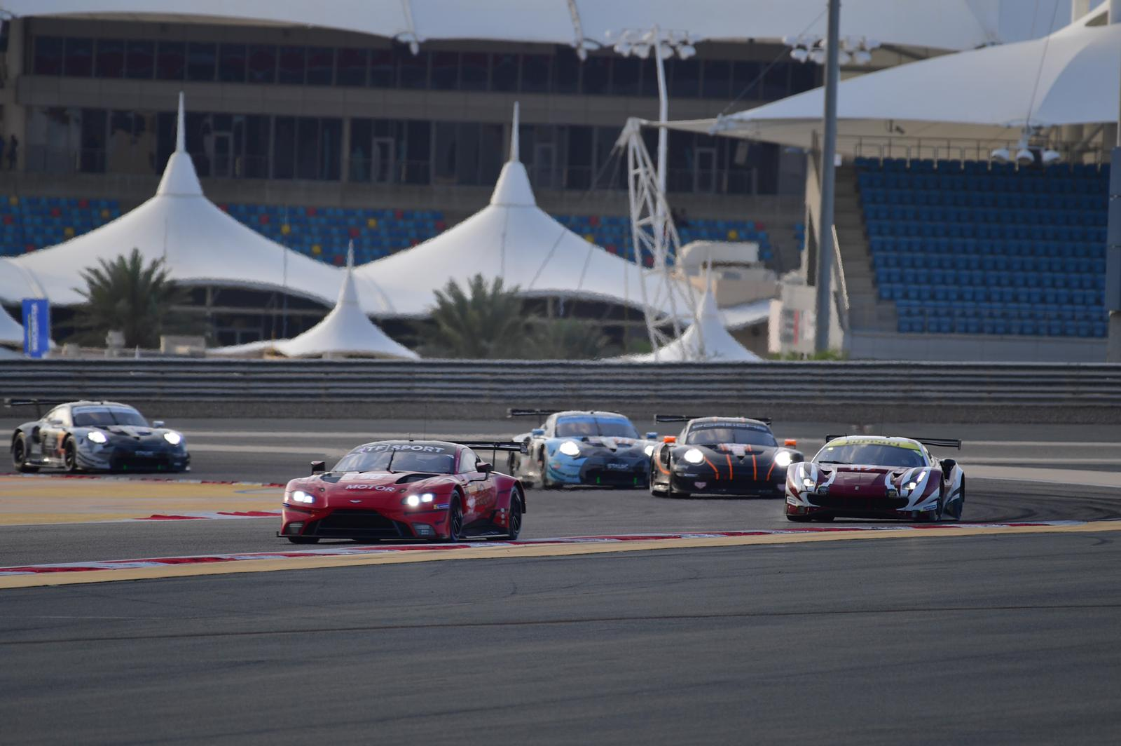 WEC announces new date for 2020 race at Bahrain International Circuit