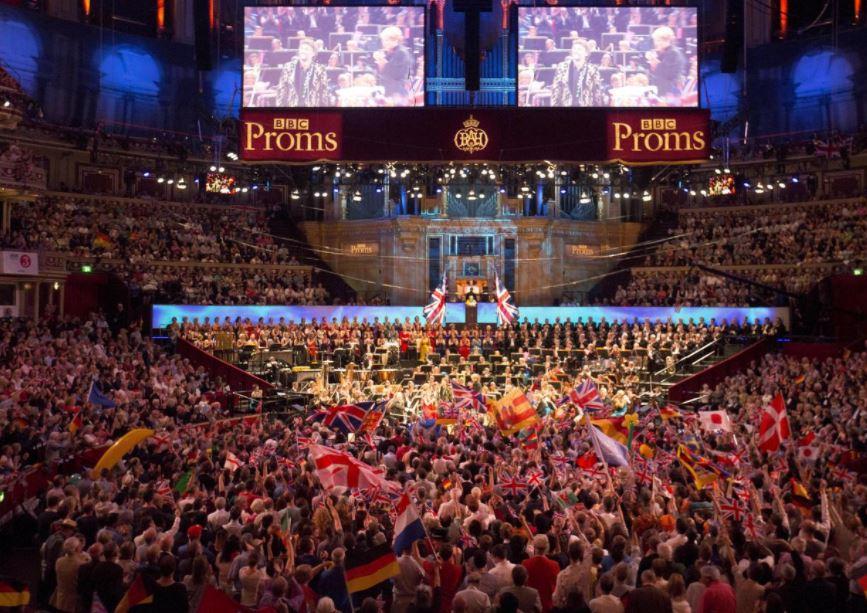 BBC plunged into 'Rule Britannia' censorship row