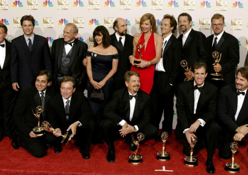 'West Wing' cast reuniting to boost turnout for US elections