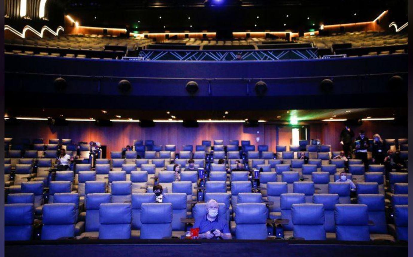 Hollywood thriller 'Tenet' tests fans' appetite for cinemas
