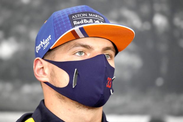 Verstappen sets pace