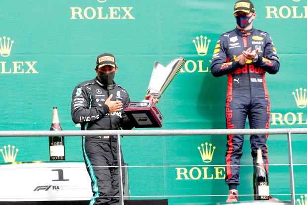 Managing tyres made Belgian F1 GP 'boring'