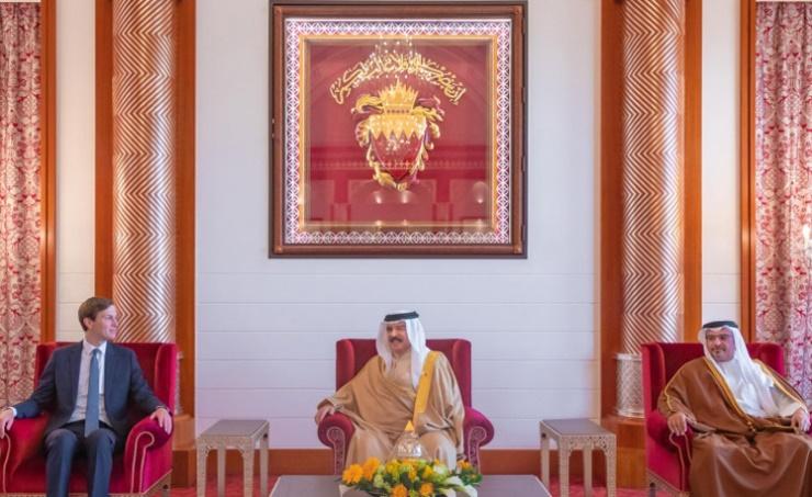 Bahrain News: King meets Jared Kushner