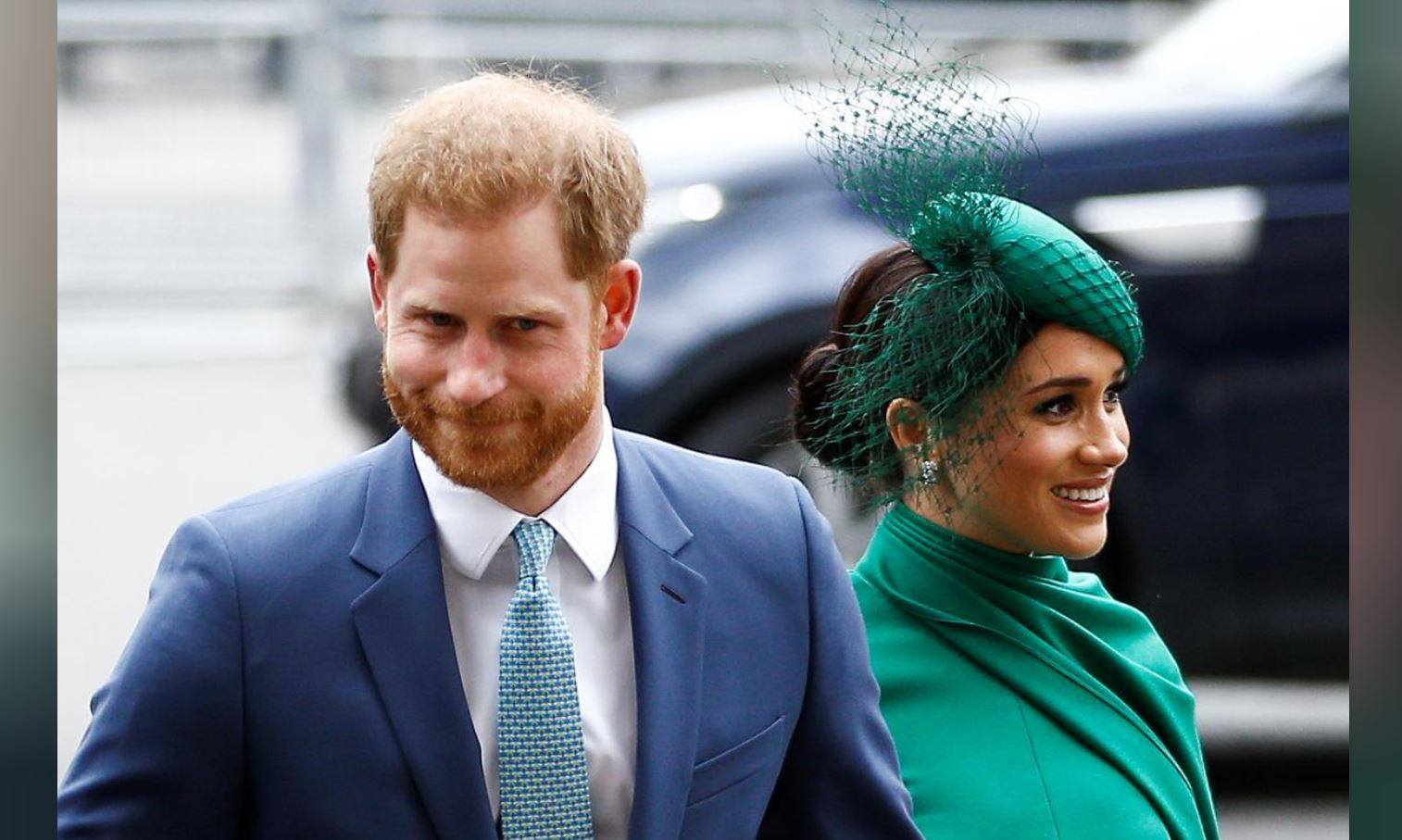 Prince Harry and Meghan sign deal with Netflix to produce programmes