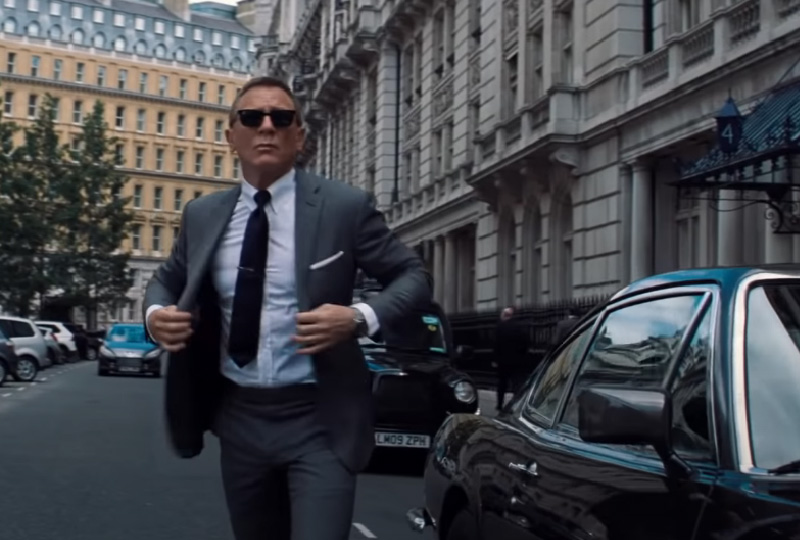 WATCH: Much-awaited trailer for the latest James Bond film