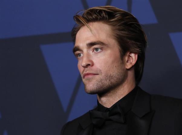 Robert Pattinson tests positive for Covid-19, pausing production of 'The Batman': U.S. media