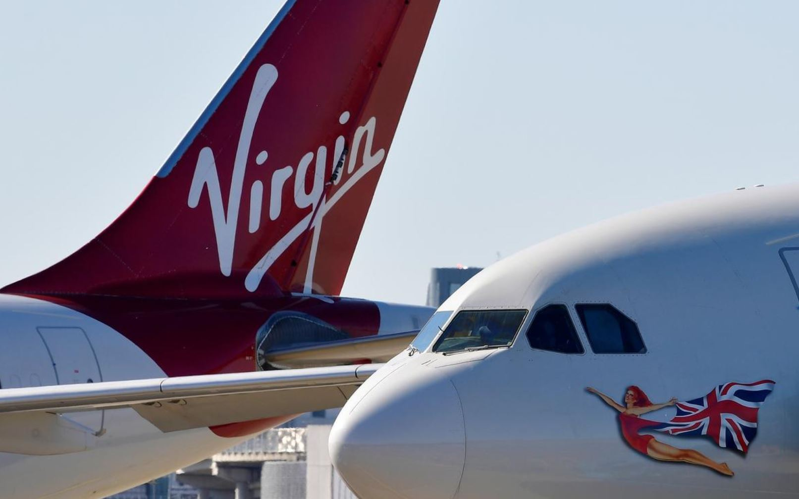 High Court in London backs Virgin Atlantic's rescue plan