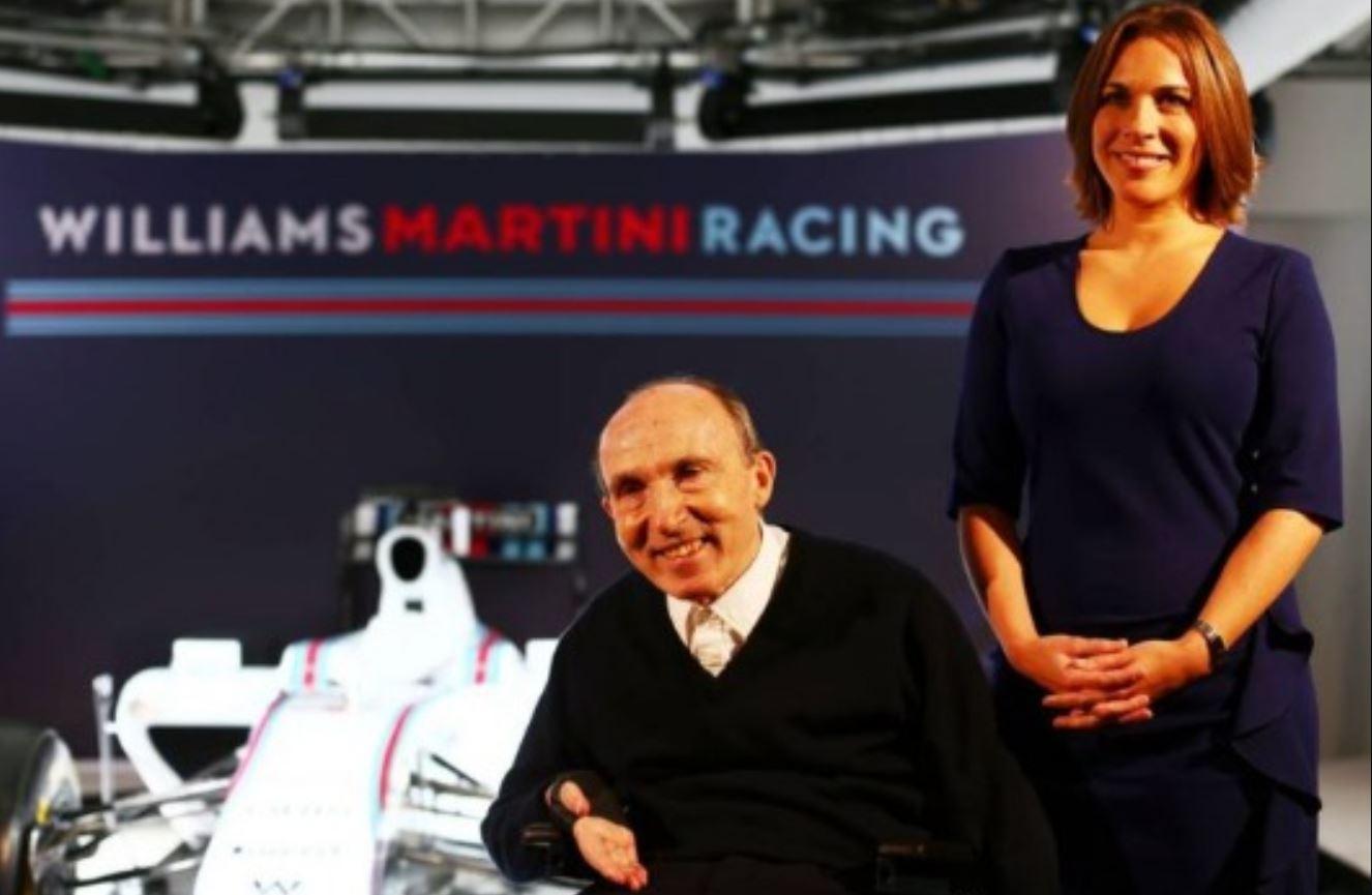 BIC bids fond farewell to Williams team founders