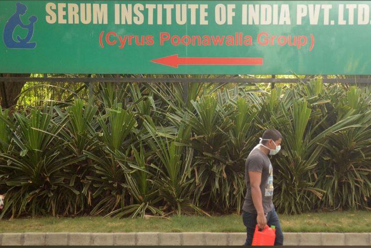 Serum Institute pauses India trials of AstraZeneca's Covid-19 vaccine