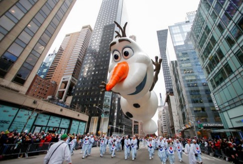 Macy's iconic Thanksgiving Parade to be reduced to television-only event