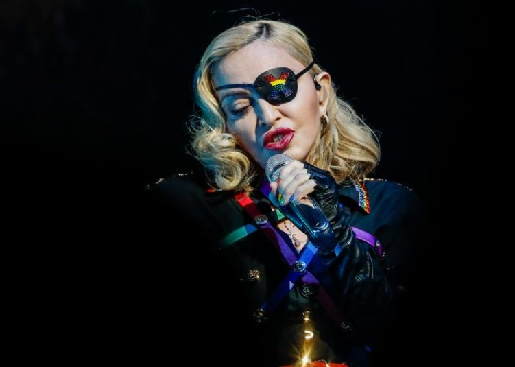 Madonna to direct and co-write a movie about her life