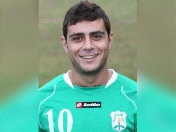 Lebanese football player dies from stray bullet