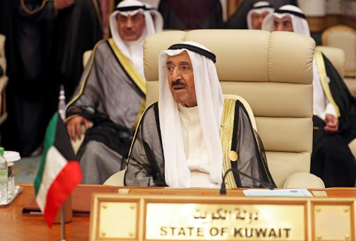Top US honour for Kuwaiti Amir