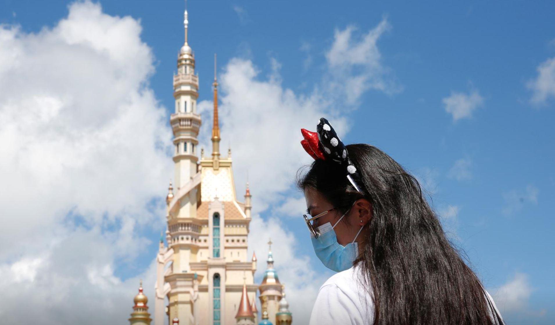 Hong Kong's Disneyland to reopen on September 25