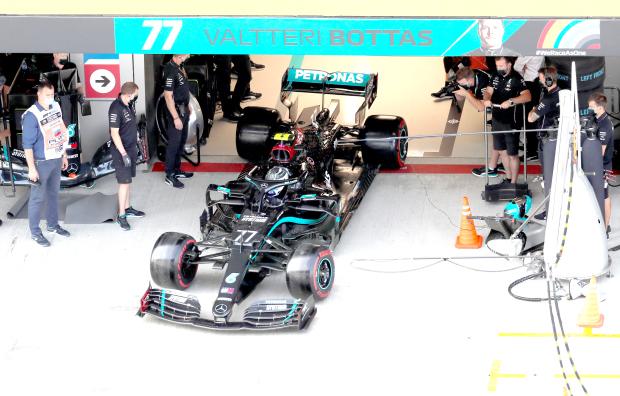Can Lewis Hamilton win the Formula One Russian Grand Prix?