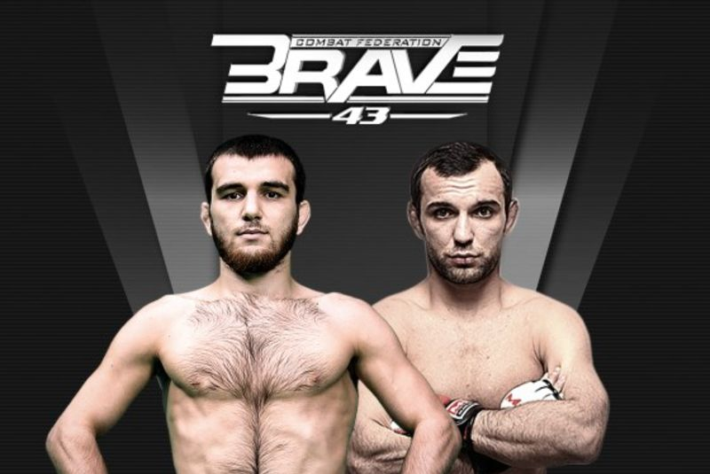 Kasumov returns to action at BRAVE CF 43