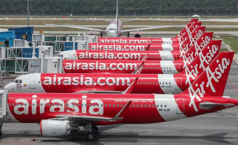 Second round of layoffs at Malaysia's AirAsia