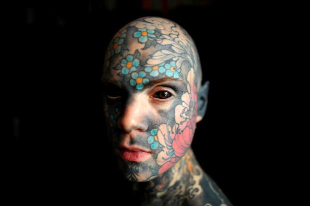 Frenchman says tattoos cost him kindergarten teaching job