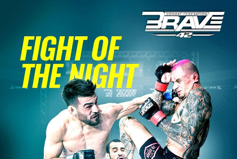 Quarter-finals earn Fight of the Night honours