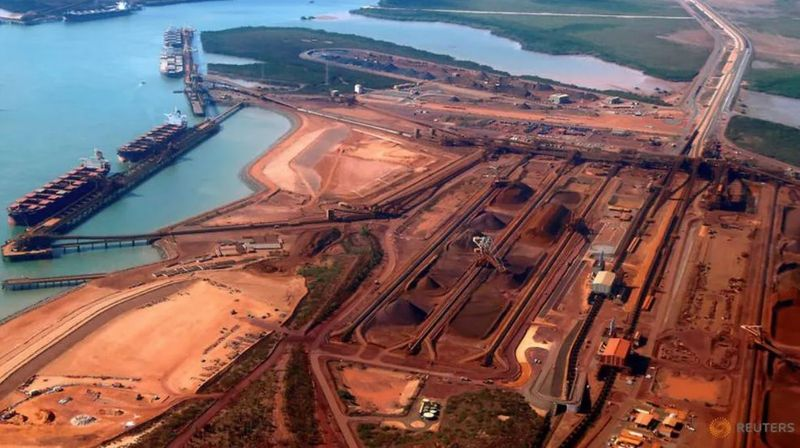 Australia sends troops to help contain virus on ore ship near Port Hedland
