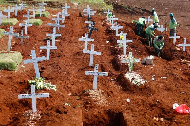 Global coronavirus deaths pass 'agonising milestone' of 1 million