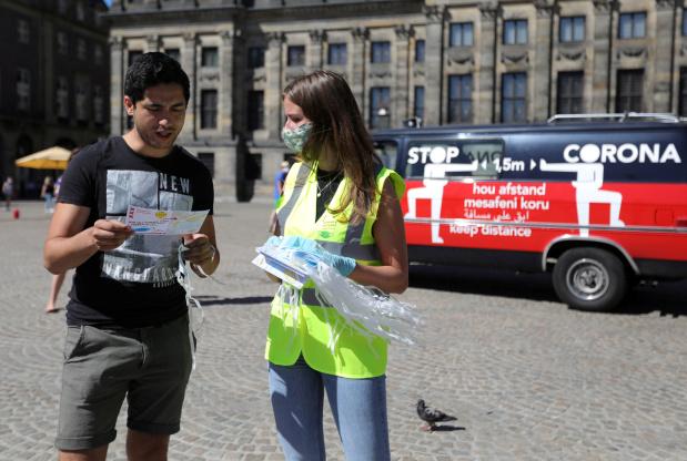 Netherlands tightens coronavirus rules amid second wave