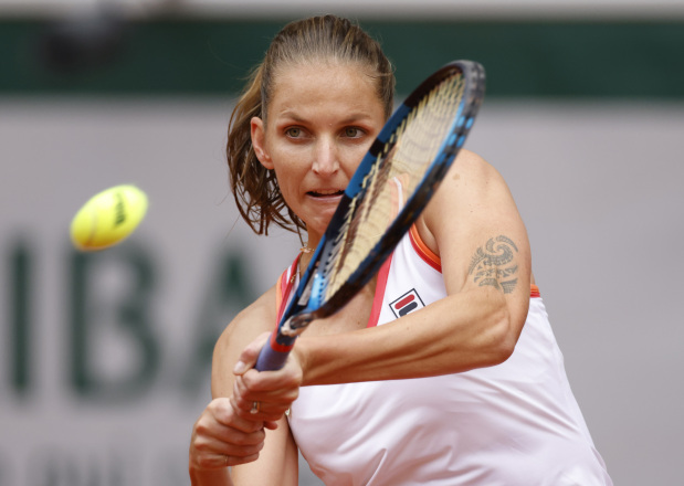 French Open: Second seed Pliskova arrests slump against Sherif to advance