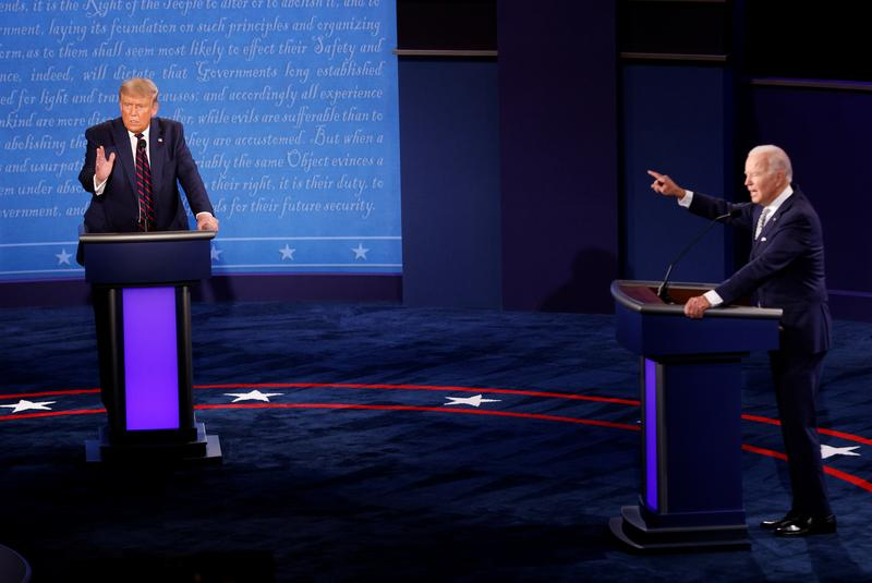 Chaotic clash in Cleveland: Five takeaways from first US presidential debate