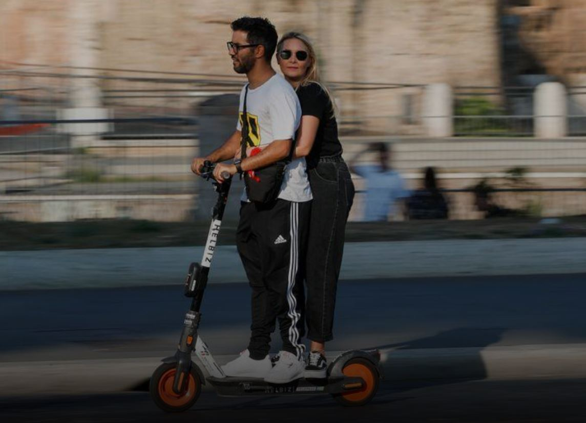 As Rome boosts micro-mobility, some complain of e-scooters gone wild