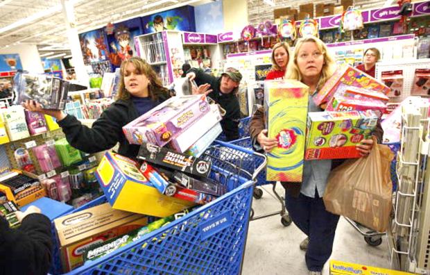 US consumer confidence surges