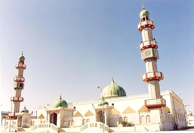 Phone masts on minarets plan