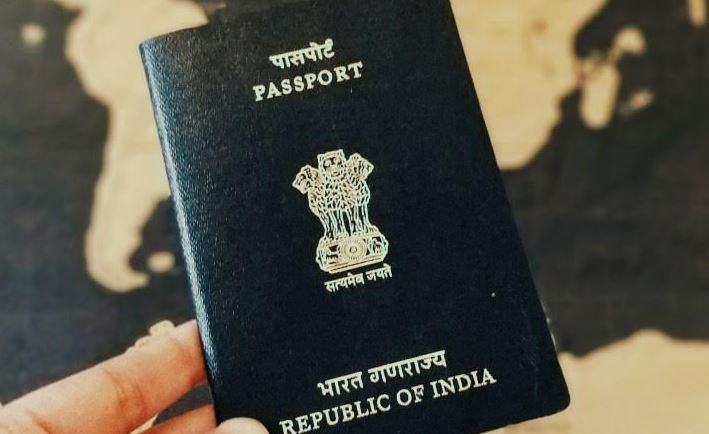 Resident held in India over fake passport