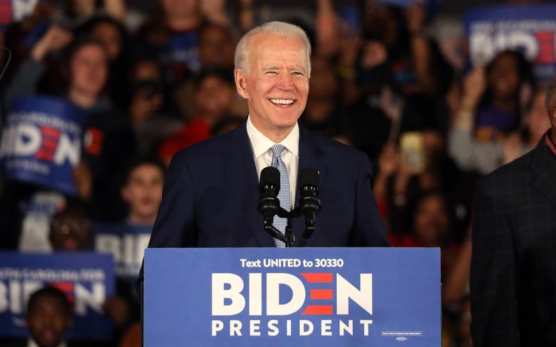 Biden warns Trump in election row