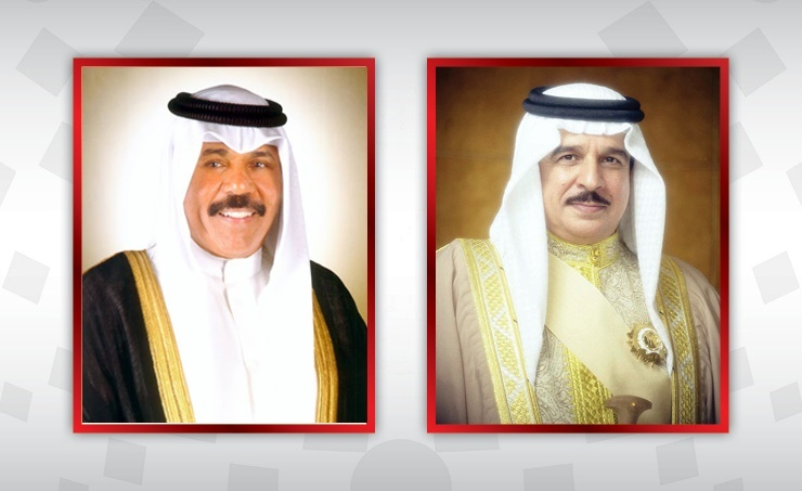 REACHING OUT: King holds telephone call with new Kuwaiti Amir