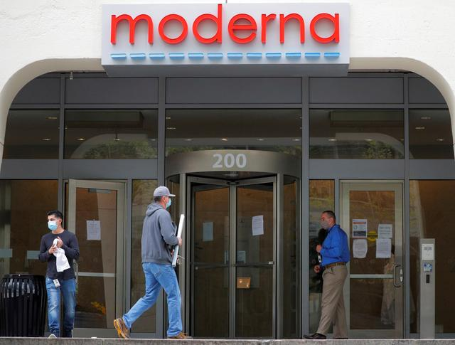 Moderna says Covid-19 vaccine unlikely to be ready before US election: Financial Times