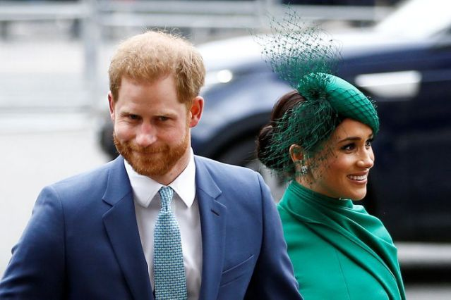 Prince Harry and Meghan tell Britain: End 'structural racism'