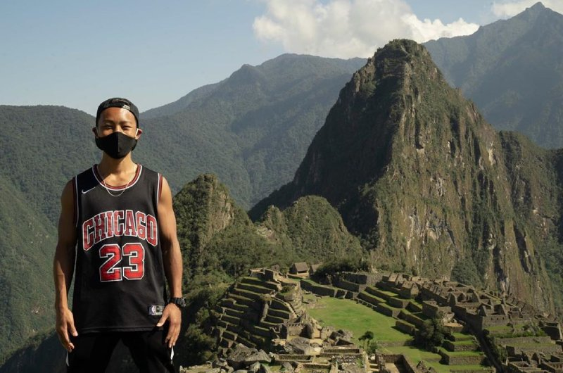 Peru opens Machu Picchu for a single Japanese tourist after almost seven-month wait