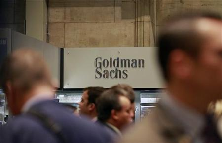 International Business: Goldman's trading returns to former glory