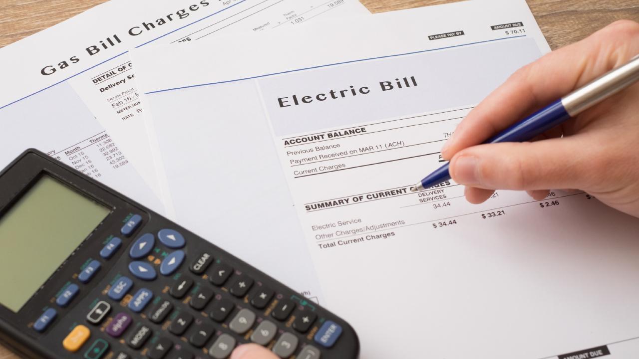Utility bills plea