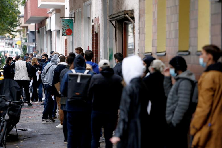 Paris goes under curfew as Europe ramps up virus restrictions