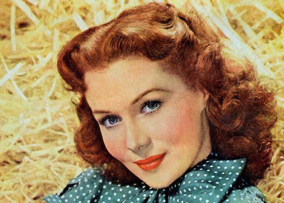 Rhonda Fleming 'Queen of Technicolor', dies aged 97