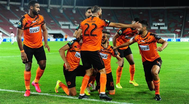 Morocco's Renaissance Berkane reach African Confederation Cup final