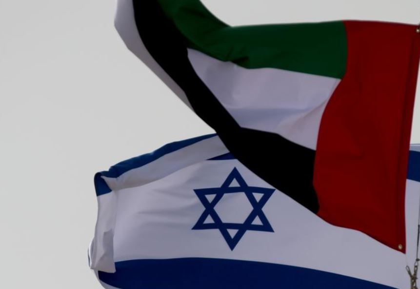 Israel says UAE visit